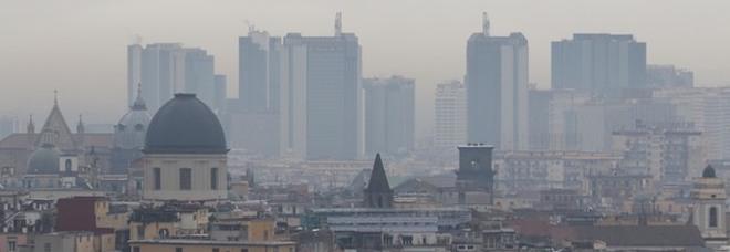 Napoli nella nebbia (Newfotosud, Renato Esposito)