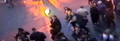 Follia a Torre del Greco: colpi di pistola in aria davanti la chiesa