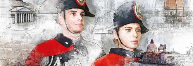 Calendario Carabinieri.Napoli I Carabinieri Presentano Il Calendario Storico 2019
