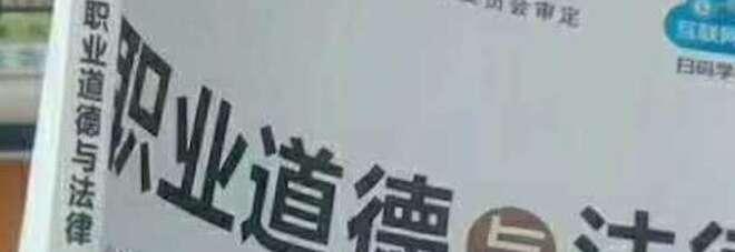 In Cina nei libri di scuola spunta il Vangelo taroccato che racconta di Gesù che ha lapidato l'adultera