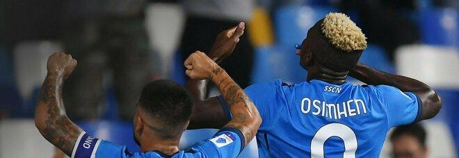 Napoli, Spalletti fa come Sarri: 6 vittorie di fila come nel 2017/18