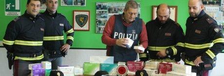 In auto 90mila euro di farmaci rubati  da ospedale: preso napoletano su A1