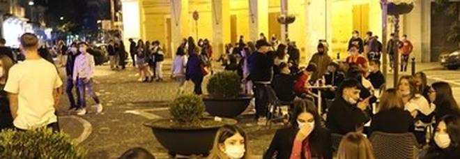 Movida a Caserta, regole ammorbidite: scoppia l'ira del «Comitato vivibilità»