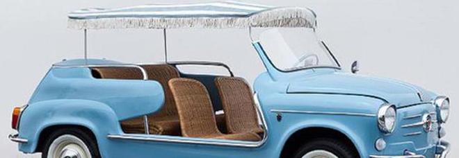Fiat 600 Jolly, detta