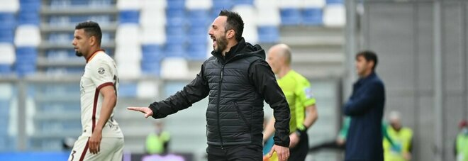 Il Sassuolo rinuncia ai nazionali, De Zerbi: «Scelta di coerenza»