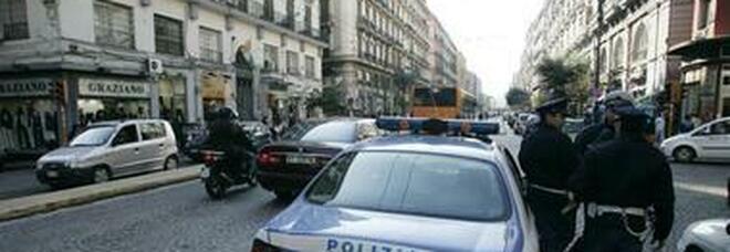 Rapina in corso Umberto, immigrato salernitano rincorso e arrestato