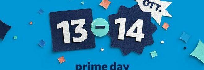 Amazon Prime Day, il 13-14 ottobre oltre un milione di offerte: ma occhio alle occasioni anticipate