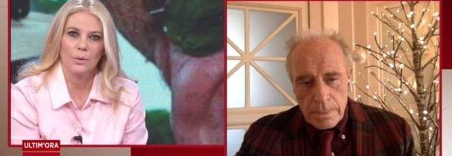Edoardo Vianello in lacrime a Storie Italiane: «Mia figlia Susanna è morta all'improvviso. È una catastrofe»