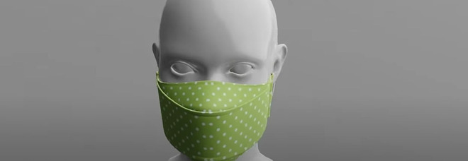 La mascherina che uccide il virus, l'invenzione dei ricercatori messicani: ecco come funziona