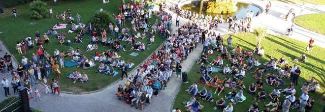 Musica al tramonto a Capodimonte: successo per il Luglio Musicale