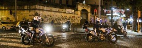 Napoli, raffica di rapine nella notte: due banditi catturati al Vomero