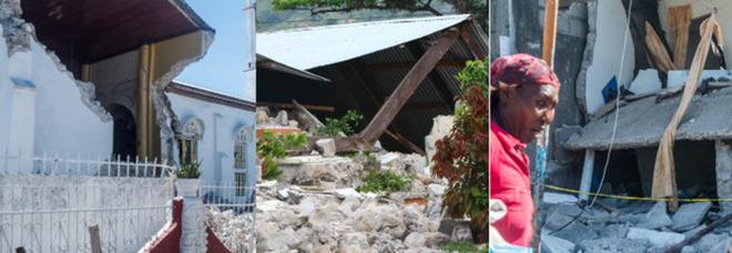 Terremoto Haiti, almeno 1300 i morti: ora si teme la tempesta tropicale Grace