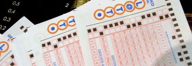 Il Lotto premia la Campania: centrata una quaterna da 34mila euro
