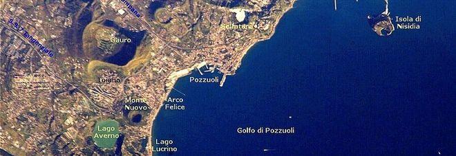 Veduta satellitare