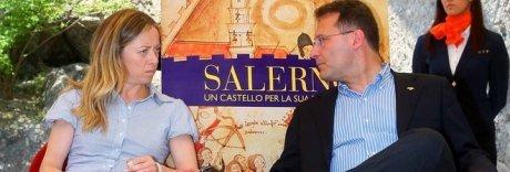 Campania, Fdi candida Cirielli: «È un grande onore per me»