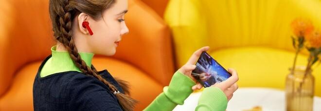 Huawei presenta le FreeBuds 4i con tanta autonomia, cancellazione attiva rumore e ricarica rapida