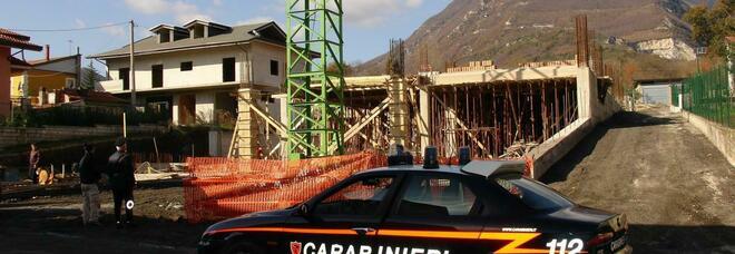 Amalfi, abusivismo in Costiera 15 denunciati in una settimana
