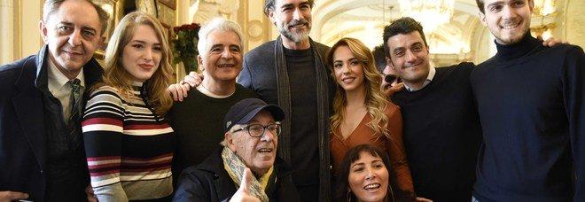 Partono le riprese di «Alessandra» con le musiche di Peppino di Capri
