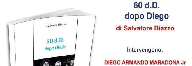 «60 d.D. dopo Diego»: l'omaggio di Salvatore Biazzo a Maradona