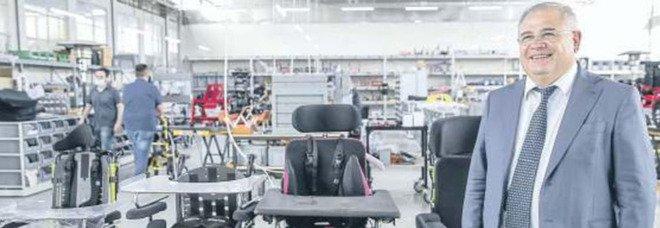 L'ingegnere progetta carrozzine spaziali: «E la prima è finita nel kolossal Avatar»