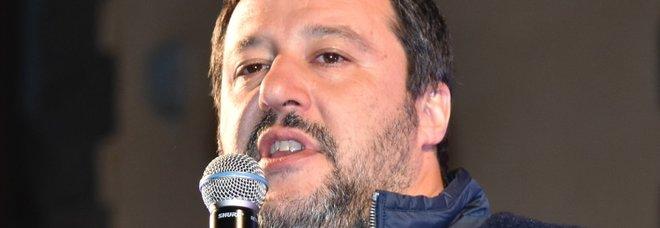 Salvini verso il processo per vilipendio alla magistratura. La definì «una schifezza»