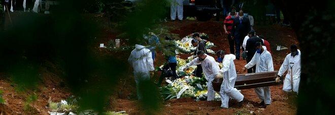 Covid, in Brasile è strage di bambini: oltre 800 morti, ma potrebbero essere il doppio