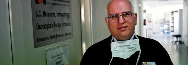 Covid, il vaccino di Ascierto: «Via ai test sui pazienti, sarà pronto prima dell'estate»