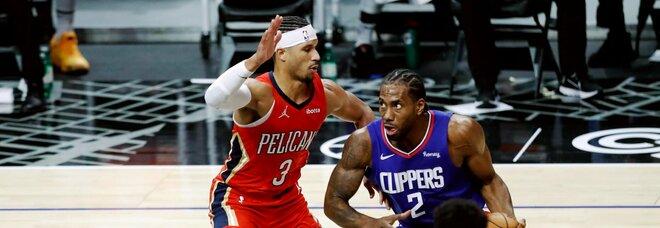 NBA, i Lakers di LeBron non si fermano più. A Brooklyn il derby coi Knicks