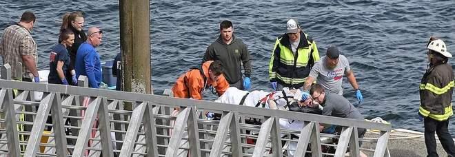 Scontro tra due aerei turistici durante una crociera in Alaska: cinque morti