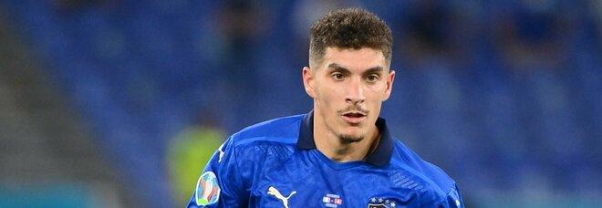 Di Lorenzo va sempre di corsa: ha stregato anche Mancini