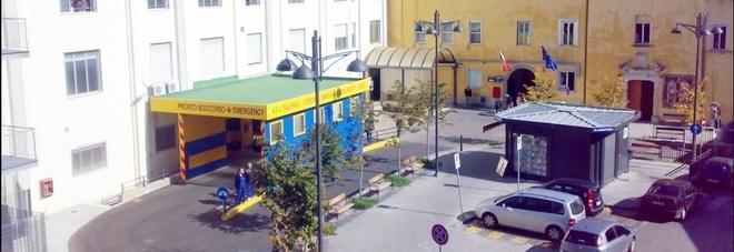 Eboli- L'ospedale S.Maria Addolorata