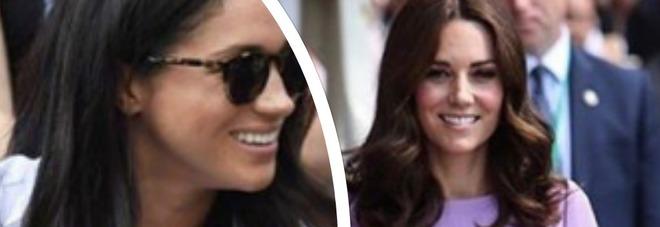 Kate Middleton invidiosa di Meghan Markle, la fidanzata del principe Harry: ecco perché