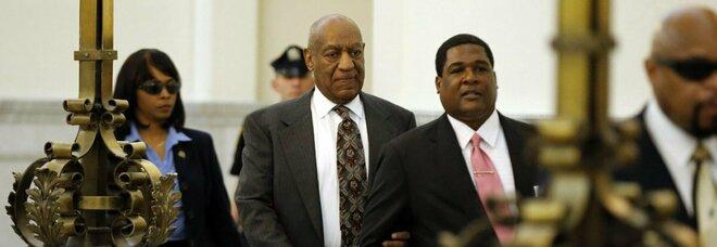 Bill Cosby resta in carcere: l'attore dei Robinson è accusato di molestie