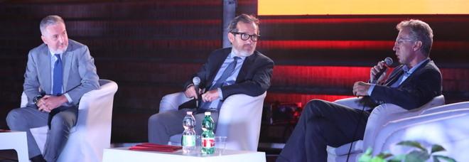 Elezioni a Napoli, Guerini con Manfredi: «Patto con M5S ma la guida spetta al Pd»