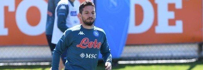 Napoli-Inter, Ospina unico assente: tutto il gruppo è a disposizione