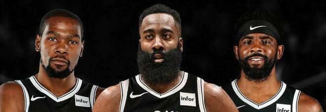 Harden va ai Brooklyn Nets: giocherà con Durant e Irving