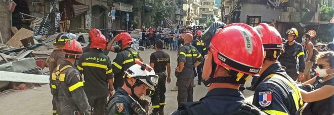 Beirut, morta un'italiana nell'esplosione: almeno altri 10 feriti