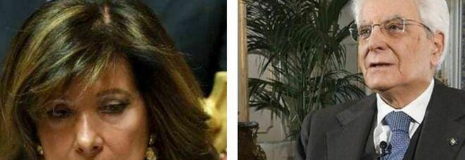 Casellati, anche Sergio Mattarella le telefona dopo le minacce di morte ricevute sui social