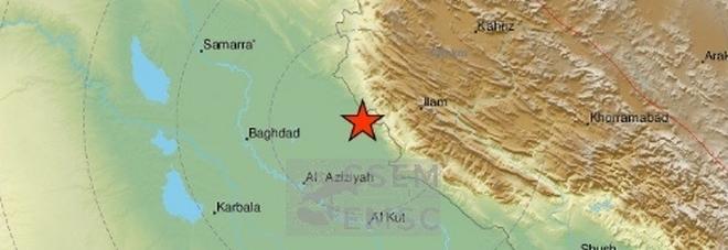 Terremoto, forte scossa tra Iran e Iraq, paura nelle due capitali Teheran e Baghdad