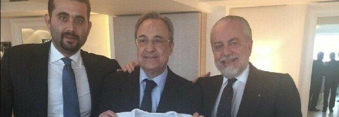 Superlega, la mano tesa di Perez: «Ci sarà spazio per Napoli o Roma»