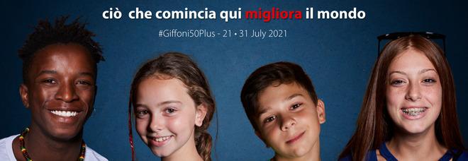 #Giffoni50Plus, numeri da grande festival: cinquemila ragazzi per il ritorno alla vita