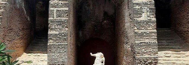 Pozzuoli, riapre l'anfiteatro Flavio dopo l'incendio ma con limitazioni