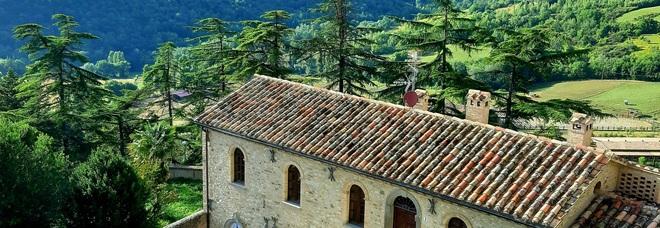 Il borgo di Montone