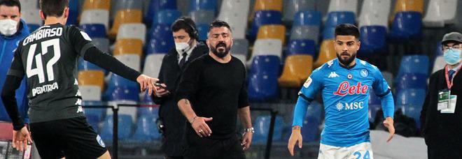 Il Napoli a Verona a caccia di punti e di certezze per la Champions
