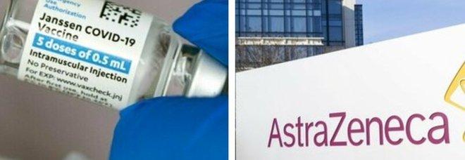 AstraZeneca e Johnson, Norvegia verso lo stop: «Effetti collaterali rari ma gravi»