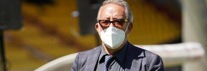 Benevento, Gravina contro Vigorito: «Cose degne dei cartoni animati»