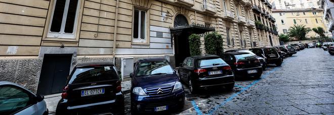 Grand hotel Sirignano, così è rinato il palazzo nel cuore di Napoli