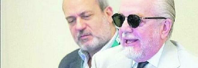 «Il Napoli non si arrenderà mai», via alla battaglia legale contro la Figc