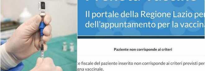 Vaccini Lazio, cosa fare se non si riesce ad accedere al portale della Regione (asmatici, diabetici e altre patologie)
