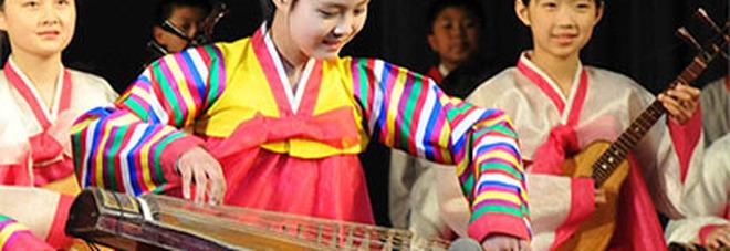 Risultati immagini per settimana cultura coreana a napoli